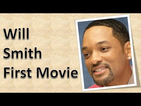 Will Smith First Movie...