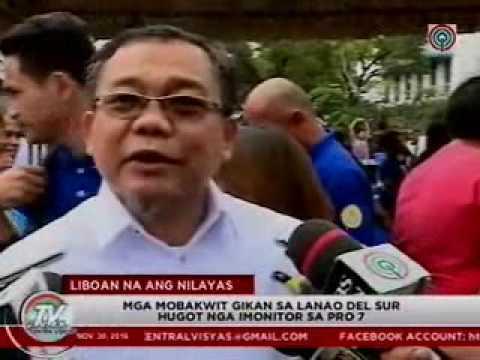 TV Patrol Central Visayas - Nov 30, 2016