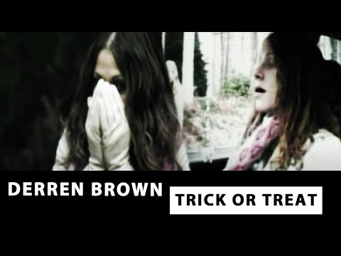 Thumbnail: Derren Tricks Woman Into Thinking She's Dead 2/2 - Trick or Treat