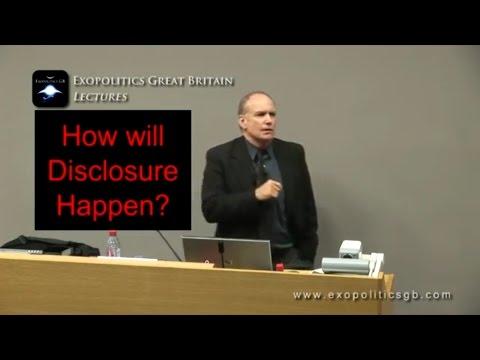 Stephen Bassett - HOW WILL DISCLOSURE HAPPEN?