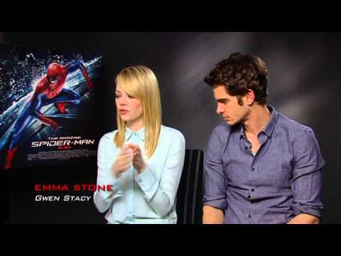 The Amazing Spider-Man: Exclusive Interview With Andr...