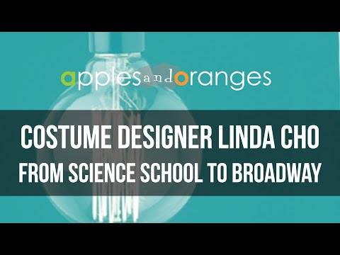 ShowbizU: Costume Designer Linda Cho- From Science School to Broadway