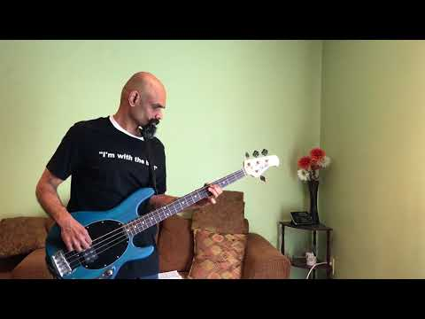 Bass Play Along- Marvin Gaye -I Heard It Through The Grapevine