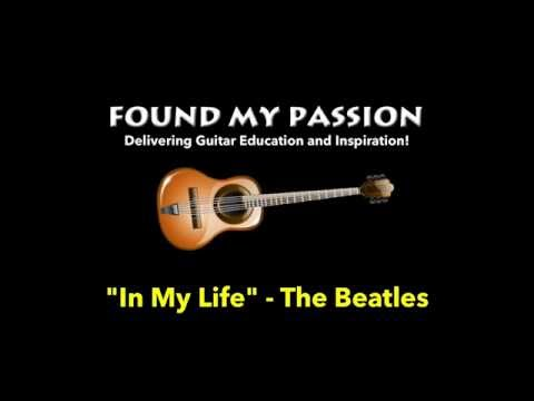 Found My Passion - Guitar: FMP Quick Notes -