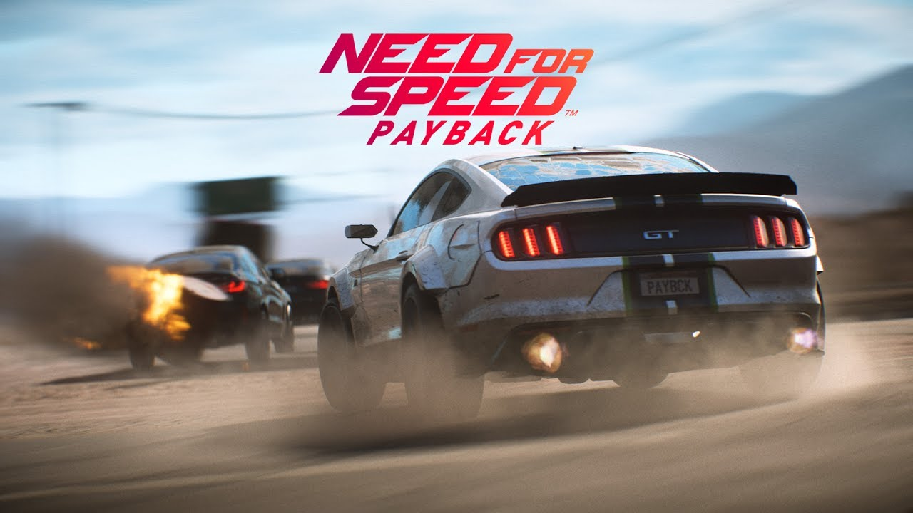 video Need for Speed Payback – PS4