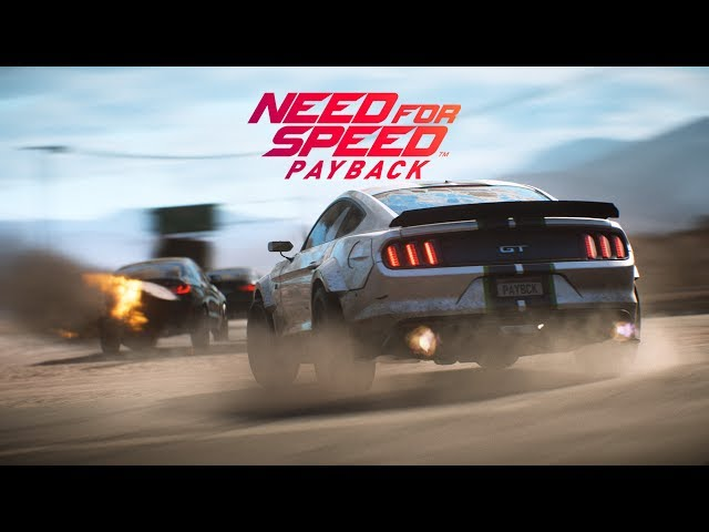 Need For Speed: Payback (2017) (видео)