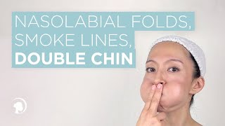 Face Yoga - 1 Facial Exercise for Nasolabial Folds, Smoke Lines and Double Chin Thumbnail