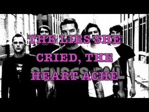Senses Fail- Tie Her Down (Lyrics)