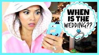 WHEN IS THE WEDDING??! Thumbnail