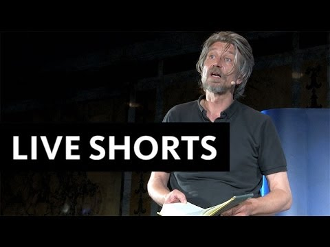 Karl Ove Knausgaard Reads | LIVE from the NYPL