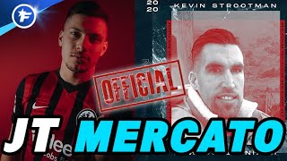 OFFICIEL : le Real Madrid se débarrasse de Luka Jović, l'OM de Kevin Strootman | Journal du Mercato