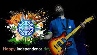 Desh mere Desh mere | Happy independence day | Arijit Singh Live
