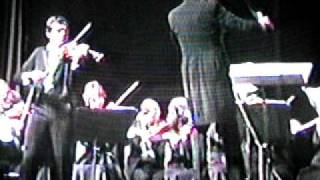 Life with Lewis Dalvit: Lewis Conducts Eugene Fodor-Beethoven's Violin Concerto-1st Movement-Part 2 Thumbnail