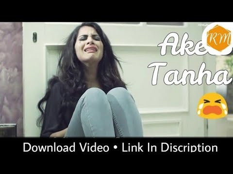 Akele Tanha | Painful And Emotional WhatsApp Status Video 30 Seconds | Real Monk