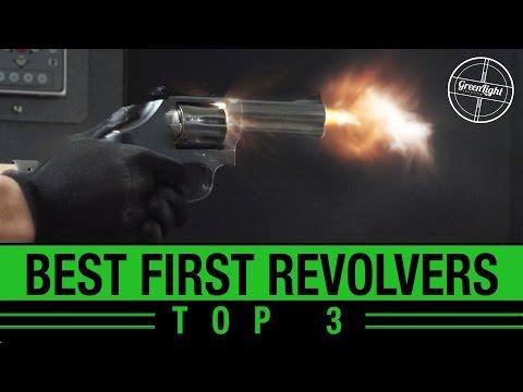 Top 3 Best First Revolvers