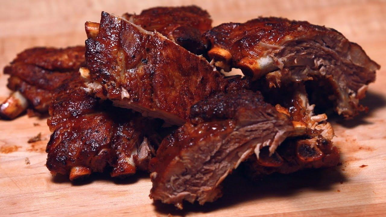 Instant Pot Pork Ribs - YouTube