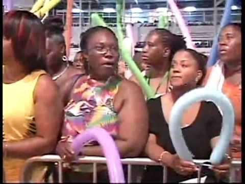 Super Mario   Jouvert Morning, Live! Antigua Carnival 09