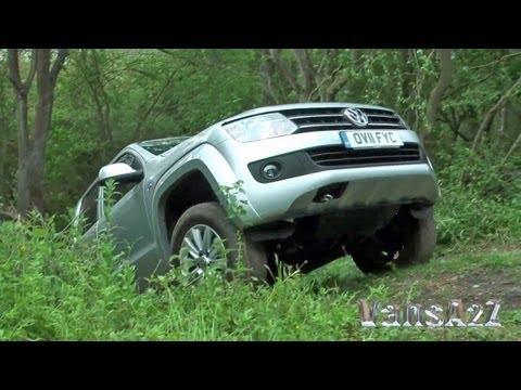Volkswagen Amarok 2011 - First Drive