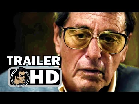 PATERNO Official Trailer #2 (2018) Al Pacino HBO Football Scandal Movie HD