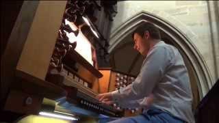Toccata en sol majeur - Théodore Dubois - Olivier Penin Orgue Ste-Clotilde Paris