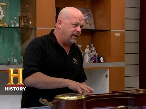 Pawn Stars: Antique Tiffany and Co. Wall Clock | History