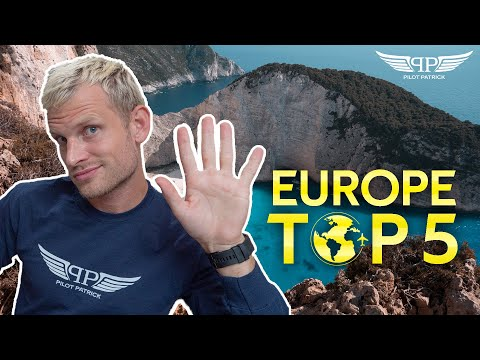Which Destinations To Visit In 2020? PilotPatrick's Europe TOP 5