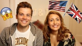 One of British English with Joel & Lia's most viewed videos:  American Words That Are RUDE In England!
