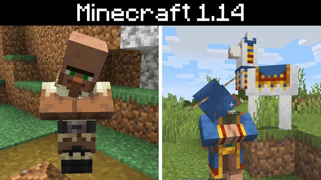 Minecraft 11.111 - Crawling, Respawning Cats, Disappearing Llamas