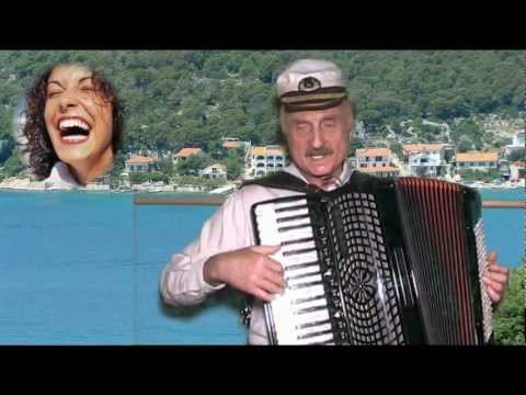 Rocco Granata MARINA on accordion & lyrics in Italian
