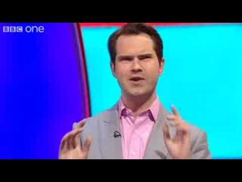 Jimmy Carr Interviewed for MI5 - Would I Lie To You? - BBC One