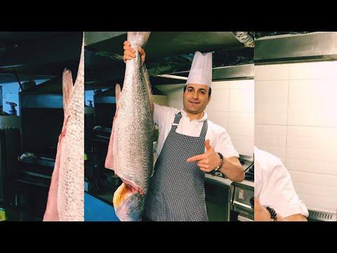 Посмотри как классно он готовить Турецкий повар Мехмет Гезен