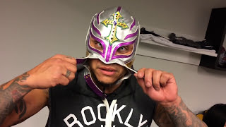 "Rey Mysterio Original Mask ""SOLLUNA/Hayashi"" Brand Movie Gallery 〜レイ・ミステリオ〜"