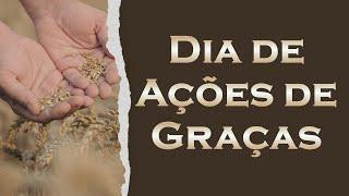 Culto de ações de Graças 26/11/2020