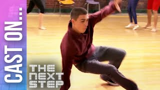 The Next Step Cast on... the Best Breakdancer