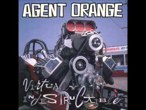 Agent Orange - Virtually Indestructible[Full Album]