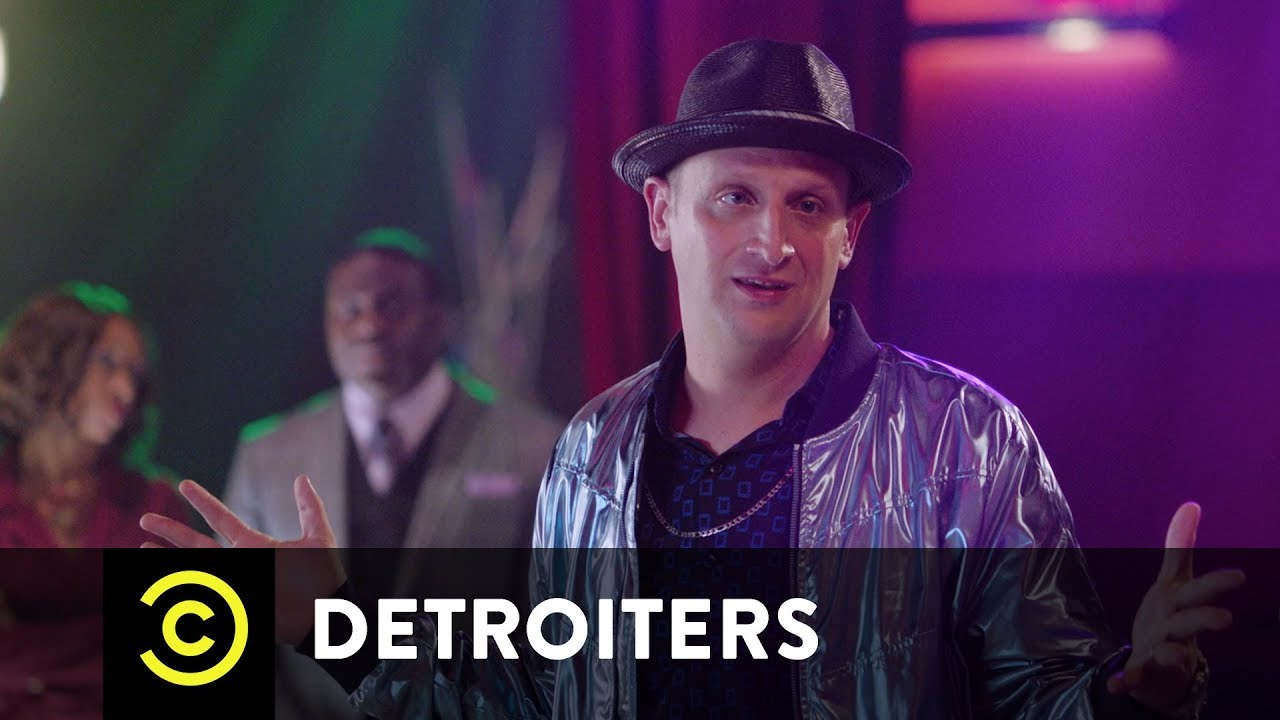 Download The Problem with Mr. Groove - Detroiters