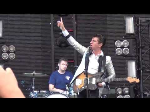 ARCTIC MONKEYS - PRETTY VISITORS - MUSIC MIDTOWN 2013