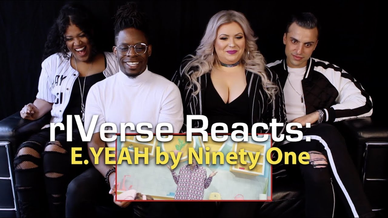 Download rIVerse Reacts: E.YEAH by Ninety One - M/V Reaction