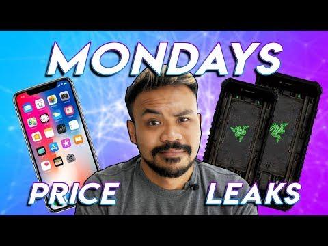 MONDAYS - iPhone X and 8 Malaysia Prices, GTX1070Ti, Razer Smartphone, LAN PARTY