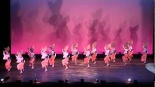 うずき連@徳島市文化センター ~2010.8.14 徳島市選抜阿波踊り大会~