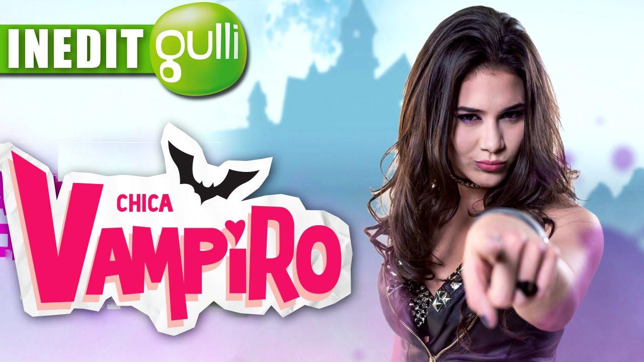 Chica Vampiro : Retrouvez des épisodes inédits chaque vendredi à 18H50 sur Gulli !