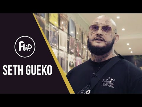 Youtube: FLIP. Avec SETH GUEKO