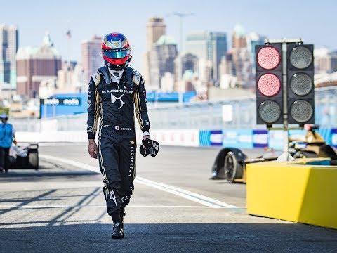Formula E - Interview de Jean-Eric Vergne - Sur sa sanction après le e-Prix de New York 2019