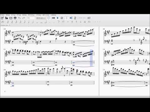 FREEDOM DiVE-Piano Sheet Music 악보 (Playable 연주가능)