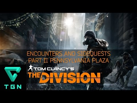 The Division Side Quests Part II Pennsylvania Plaza
