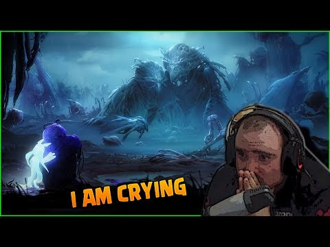 ORI AND THE WILL OF THE WISPS TRAILER REACTION - E3 2017