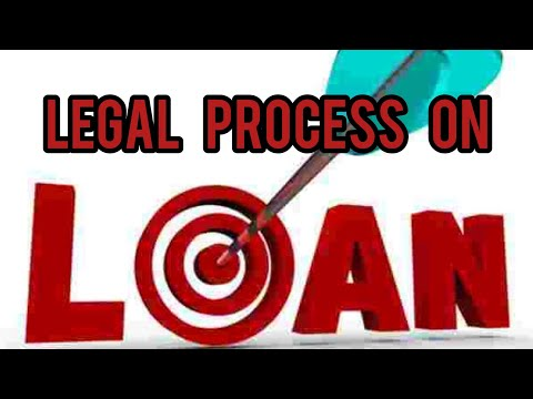 Loan and Legal aspect