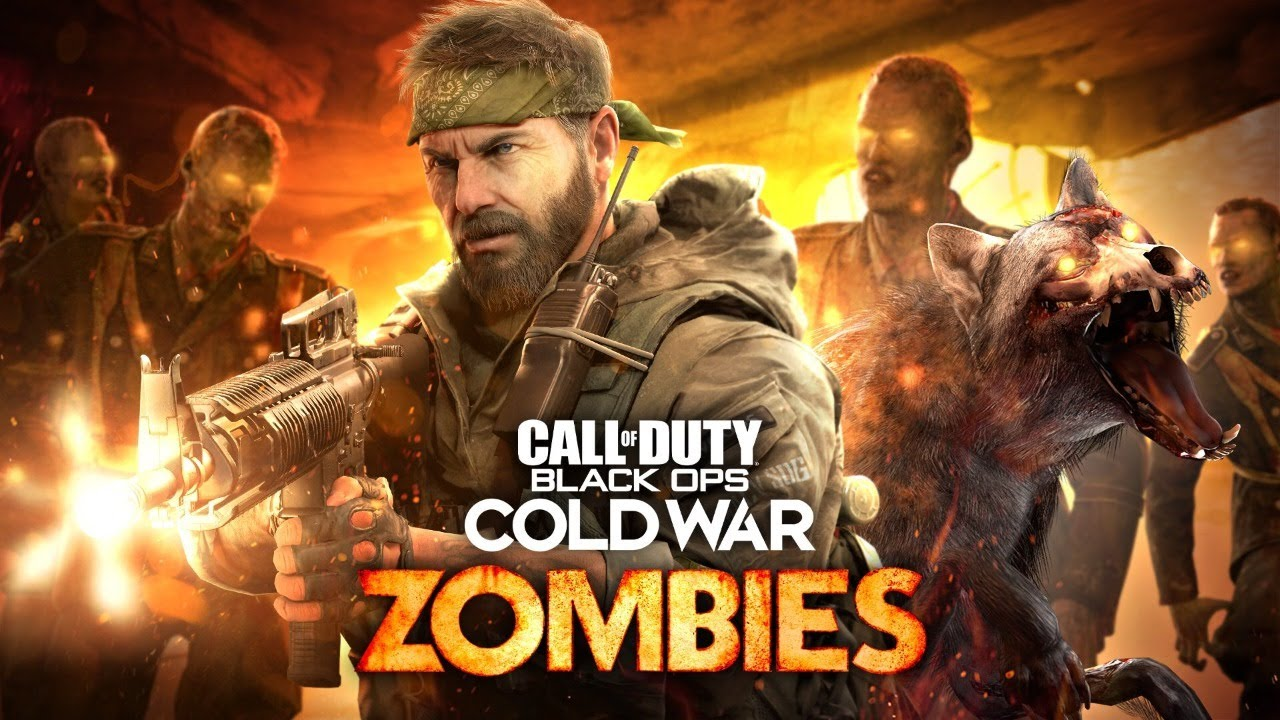 Call Of Duty Black Ops Cold War Zombies Maps