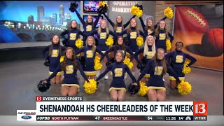 Cheerleaders of the Week: Shenandoah High School