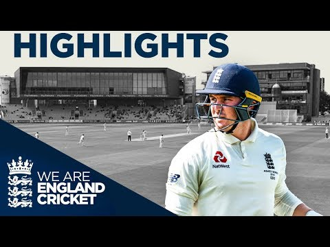 England Begin Chase to Save Fourth Test | The Ashes Day 4 Hi